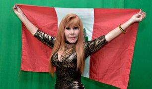 'Tigresa del Oriente' lanza tema dedicado a selección peruana
