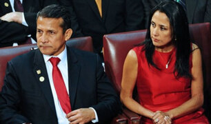 Humala-Heredia se suspende audiencia de control de acusación