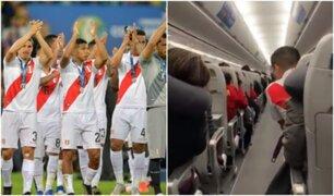 Piloto de avión que trasladó a selección peruana dedicó emotivo mensaje
