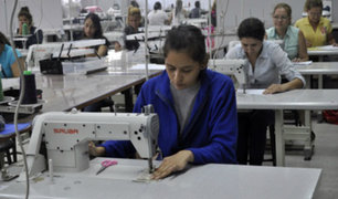 Ofrecen 700 vacantes de capacitación gratuita para operarios de costura y de producción
