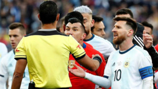 Messi podría enfrentarse a una sanción de hasta dos años por explosivas declaraciones