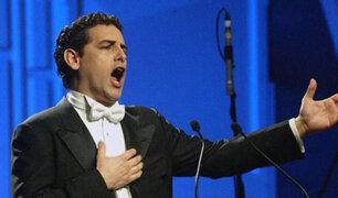 Juan Diego Flórez cantará en inauguración de los Panamericanos 2019