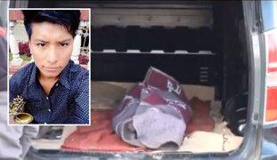 Áncash: asesinan a músico dentro de su vivienda y se llevan S/ 7 mil