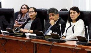 Comisión de Ética rechazó investigar a Letona y Sarmiento tras denuncia de Vieira