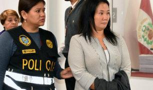 Caso Keiko Fujimori: FP rechazó suspensión de audiencia de casación