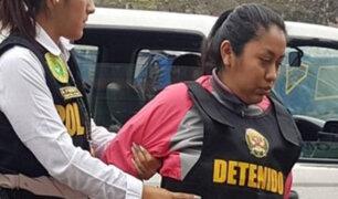 Comas: la confesión de la universitaria que mandó matar a su madre