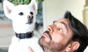 Eugenio Derbez fue golpeado brutalmente por defender a un perro
