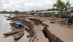 Loreto: alcaldes afirman que no reciben ayuda prometida tras terremoto