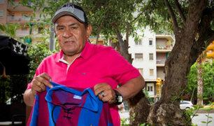 Hugo 'Cholo' Sotil encenderá Antorcha Panamericana en Ica