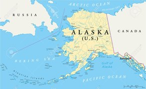 EEUU:  temblor de 5,4  grados remeció esta tarde Alaska