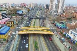 Detectan irregularidades en construcción de puente Leoncio Prado