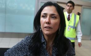 Nadine Heredia: verán apelación de allanamiento el 21 de agosto por caso Gasoducto