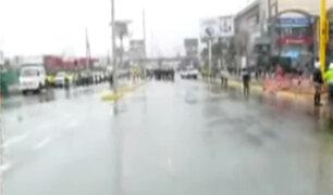 Carretera Central: reabren tramo clausurado por obras de la Línea 2 del Metro de Lima