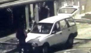 Los Olivos: robacasas roban más de 10 mil soles en artefactos