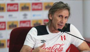 """Ricardo Gareca sobre Uruguay: """"Al igual que nosotros tiene jugadores muy importantes"""""""