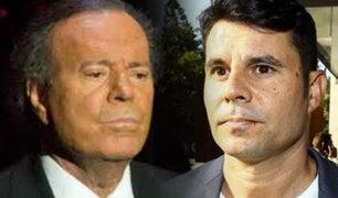 España: justicia determina que Julio Iglesias es padre de Javier Sánchez