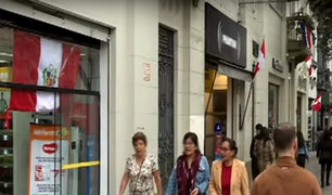Fiestas Patrias: Miraflores no multará a quienes no icen la Bandera Nacional