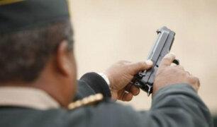Policía que mató a presunto ladrón tendría que pagar una reparación civil