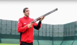 Selección Peruana de tiro entrena en Base Las Palmas con miras a Lima 2019