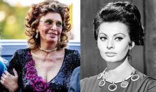 Sophia Loren regresa al cine luego de una década de ausencia
