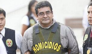 Exgobernador César Álvarez  fue trasladado al penal de Challapalca