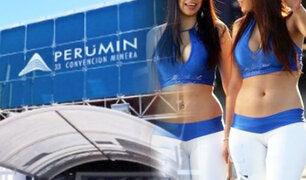Arequipa: prohíben que anfitrionas participen en Convención Minera Perumin