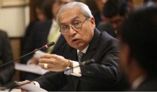 Pedro Chávarry: juez abre proceso penal a exfiscal de la Nación