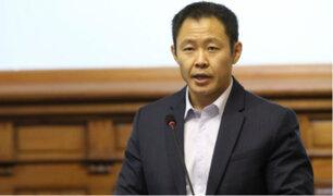 Sesión de Pleno del Congreso desestimó la reincorporación de Kenji Fujimori