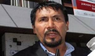 """Gobernador Arequipeño considera """"traición"""" de Vizcarra otorgar licencia para Tía María"""