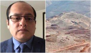 Víctor Hugo Quijada: No se puede imponer proyecto Tía María mientras falle la comunicación