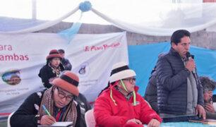 Las Bambas: Minem instala grupo de trabajo para desarrollo  de Cotabambas
