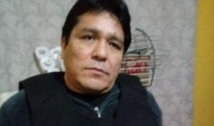 """Rubén Moreno alias """"Goro"""" fue capturado en Los Olivos"""