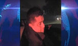 Chorrillos: taxista denuncia intento de violación a menor y policía no hace nada
