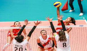 Así superó Perú a Egipto por 3 a 0 en el Mundial Sub20 de Vóley