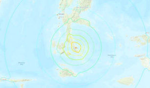 Indonesia: terremoto de magnitud 7.3 sacude islas Molucas