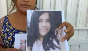 Piura: hallan cadáver de adolescente de 15 años reportada como desaparecida