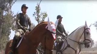 Equipo de equitación del Ejército se prepara para  Panamericanos 2019