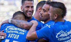 Cruz Azul con Yoshimar Yotún se consagra campeón de la Supercopa MX