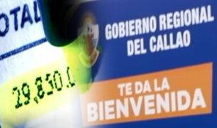 EXCLUSIVO | Sospechoso gasto: gobierno chalaco paga más de S/.100 mil por contrataciones y servicios