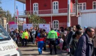 Tacna: ciudadana venezolana sufre aborto mientras esperaba visa