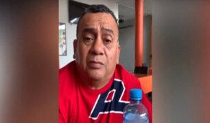 Tony Rosado responde tras ser acusado de incitar violencia contra mujeres