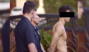 Youtuber es detenido tras ser acusado de abusar sexualmente de menor