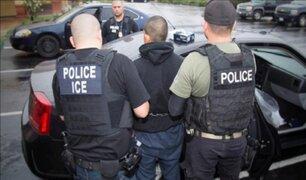 EEUU: inician redadas masivas contra inmigrantes indocumentados
