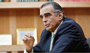 Olaechea pide al Presidente Vizcarra 'no temer gobernar'