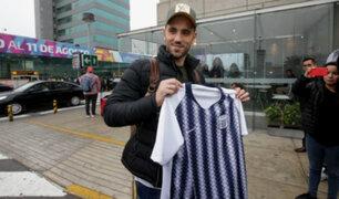 Alianza Lima: Federico Rodríguez es su nuevo delantero para el Clausura
