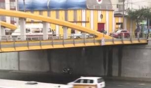 Puente Leoncio Prado sí presentaría daños estructurales, según especialista