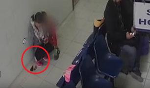 Cañete: madre e hijo que participaron de robo de celular fueron detenidos