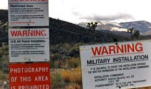 EEUU: teorías conspirativas o verdad secreta ¿qué esconde el Área 51?