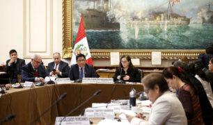 Cuatro bancadas se oponen a que inmunidad parlamentaria sea levantada por Corte Suprema