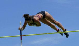 Nicole Hein establece nuevo récord nacional en salto con garrocha